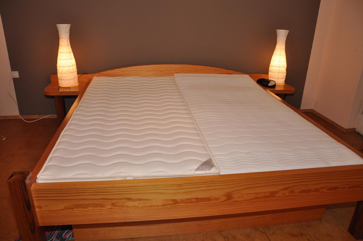 Wasserbett Und Matratze In Einem Bett Kombinieren Betten Stumpf Kg