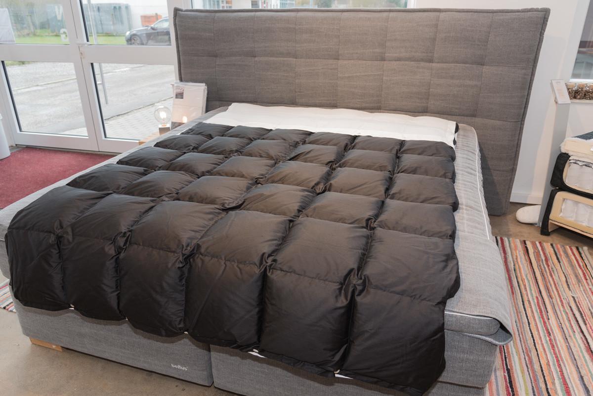Eiderdaunen Bettdecke bunte-daunendecken archive - betten-stumpf kg
