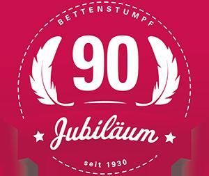 90 Jahre Betten-Stumpf